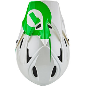 SixSixOne Comp casco per bici bianco